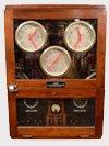 Mercer chronometer ship's master clock